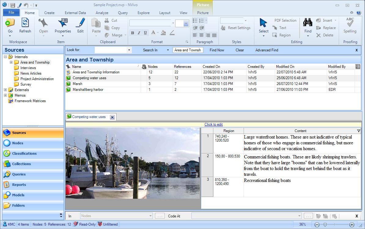 NVivo_10_screenshot
